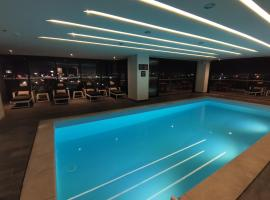 Ramada Encore by Wyndham Monterrey Apodaca Zona Aeropuerto, hotel en Monterrey