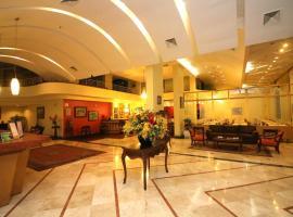 Carlton Plaza São José dos Campos, hotel perto de Aeroporto Regional de São José dos Campos - SJK,