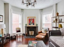 Historic Central Park Apartment with Beautiful View, vacation rental in Louisville