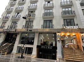 Novel Hotel, hotel near Aksaray Tram Station, Istanbul