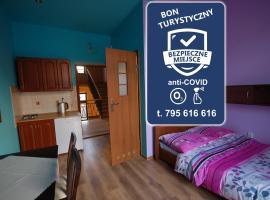 Krupówki BnB, hotel in Zakopane
