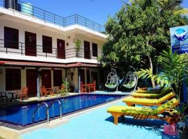 Mirissa Blue Whale Holiday Hotel, hotel in Mirissa