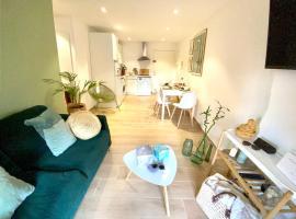 LUCKY BAMBOO, apartment in Sainte-Maxime