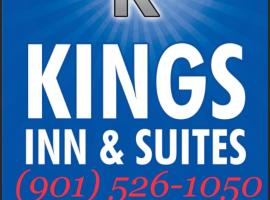 KINGS INN- Medical Downtown Midtown Memphis, hotel in Midtown, Memphis