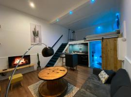 LH LOFT spa, apartment in Le Havre