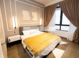 Studio Exclusive (Troika Residence Kota Bharu), apartment in Kota Bharu