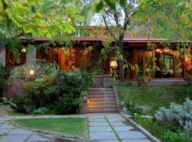 Casa Glebinias, hotel en Chacras de Coria