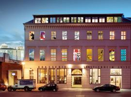 Arte Luise Kunsthotel, hotel near Berlin Central Station, Berlin