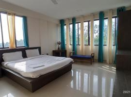 SBS Holidays, apartment in Vagator