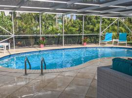 "New Listing! ""Eden by the Sea"" Beach Home w/ Pool home, vacation rental in West Palm Beach"