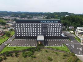 Hotel Route-Inn Nihonmatsu, hotel in Nihommatsu