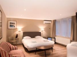 Hotel Noga, hotel near Place Sainte-Catherine, Brussels