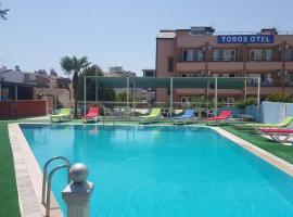 Toros hotel, hotel in Aydın