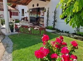 Hotel Marajó - Turismo de Experiência, hotel in Soure