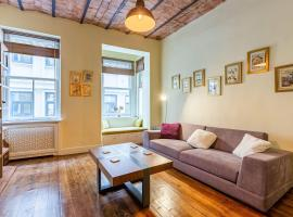2 BR Classic Beyoglu Home with Central Location near Galata Tower, apartment in Istanbul