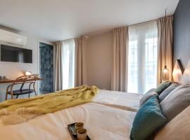 WIT Hotel, hotel in Paris