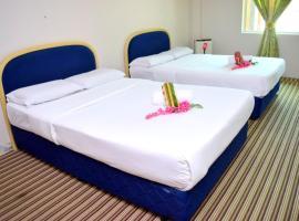 An-Nahdhoh Inn, hotel near Sunway Carnival Mall, Kubang Semang