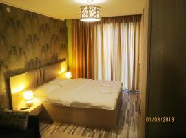 Гостиница Oгbi Palace Hotel. Номер в гостинице, hotel in Bakuriani