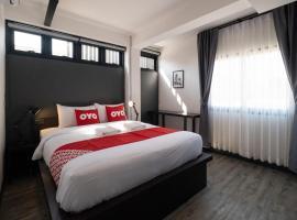 OYO 1086 ZK Hotel, hotel in Chiang Mai