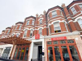 Prime Backpackers Bournemouth, hotel in Bournemouth