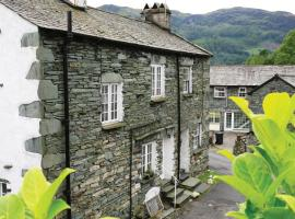 Fountain Cottage, Chapel Stile, Langdale Valley, Lake District, England, pet-friendly hotel in Ambleside