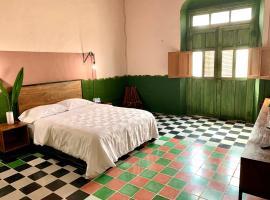 PEPPER, hotel en Campeche