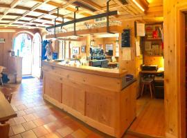 Garni La Casetta, hotel poblíž významného místa Doss, Livigno