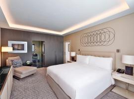 Hilton Tanger City Center Hotel & Residences, hotel in Tangier