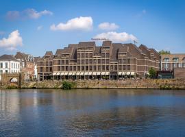 Crowne Plaza Maastricht, an IHG Hotel, hotel en Maastricht