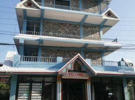 Hotel pleasant home, hotel in Pokhara