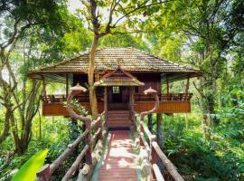 Kalpavanam Heritage Resort, hotel in Thekkady