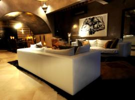 Villa Malika Silvana, hotel in Marrakesh