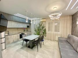 Апартаменты на Мельникайте, apartment in Tyumen