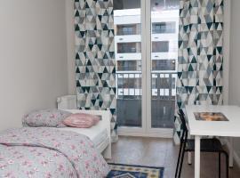 Mokotow Apartments – hotel w pobliżu miejsca Lotnisko Chopina w Warszawie - WAW w Warszawie