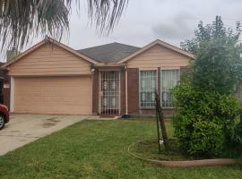 Villa Raul, homestay in Houston