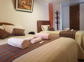 Hostal Amakonkay, hotel in Machu Picchu