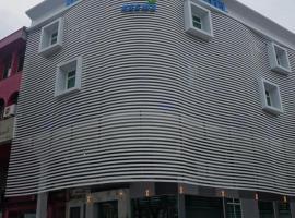 KOSMA BOUTIQUE HOTEL, отель в Куантане