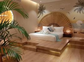 La Rose Villas and Suites Camp Canggu, hotel in Canggu