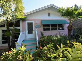 Little Palm Cottage, vacation rental in Sanibel