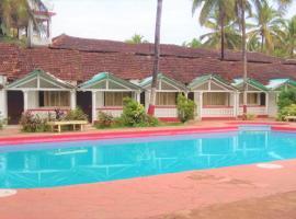 Colmar Beach Resort, hotel in Colva