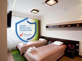 Młoda Europa – hotel w Łodzi