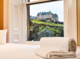 easyHotel Edinburgh, hotel in Princes Street, Edinburgh