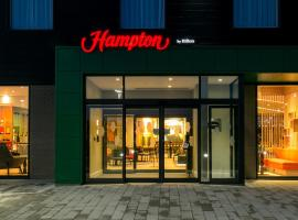 Hampton By Hilton Blackburn, hotel in Blackburn