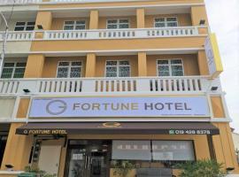 G Fortune Hotel, hotel near Gurney Drive, George Town