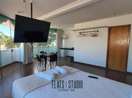 LANÇAMENTO Flats Studio em Alto Paraíso de Goiás, hotel em Alto Paraíso de Goiás