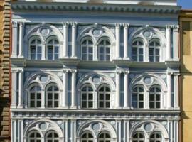 Residence Tabor, hotel in Prague