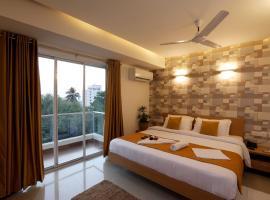 Grand Plaza Hotel, hotel in Mangalore