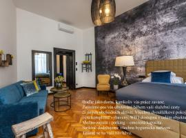 Antik Hotel Prague, hotel near Estates Theatre, Prague
