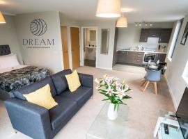 Dream Apartments Manchester, hotel in Manchester