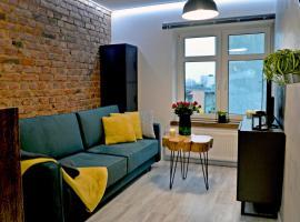 LOFT MAŁY, apartment in Kościerzyna